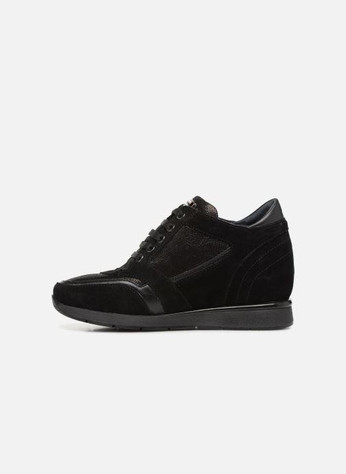 Sneakers Stonefly Jackie 10 Zwart voorkant