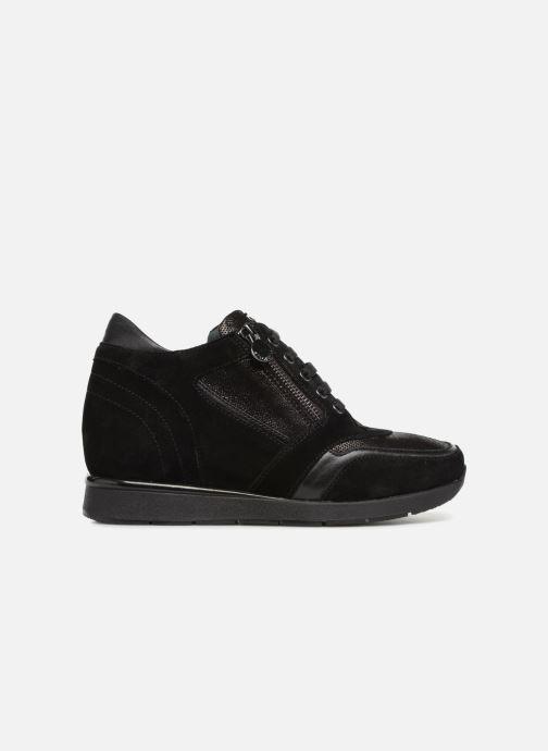 Sneakers Stonefly Jackie 10 Zwart achterkant