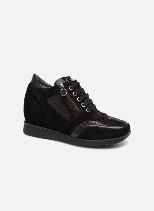 Sneakers Stonefly Jackie 10 Zwart detail