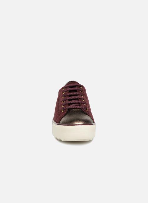 Baskets Stonefly Stella 3 Bordeaux vue portées chaussures