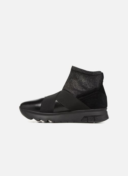 Sneakers Stonefly Spock 6 Nero immagine frontale