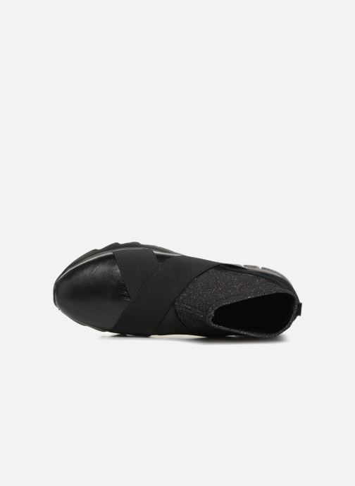 Sneakers Stonefly Spock 6 Nero immagine sinistra