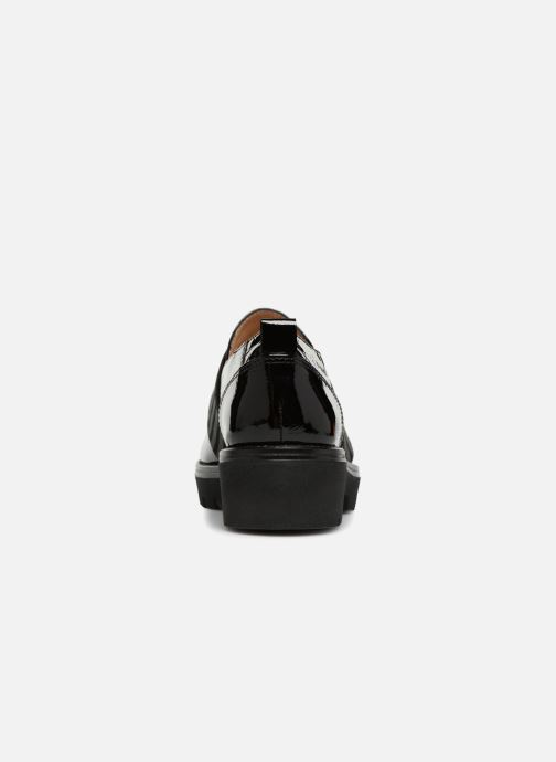 Mocassins Stonefly Perry II 6 Noir vue droite