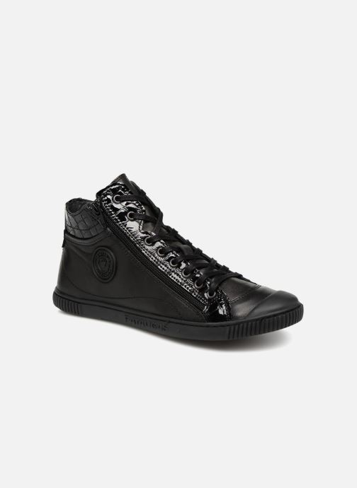 Sneakers Pataugas Bono/Vc Zwart detail