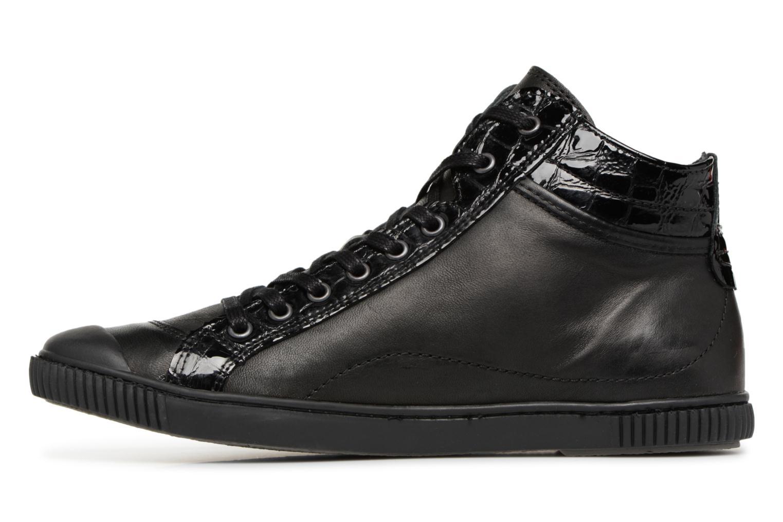 Sneakers Pataugas Bono/Vc Zwart voorkant