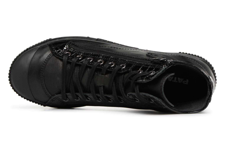Sneakers Pataugas Bono/Vc Zwart links