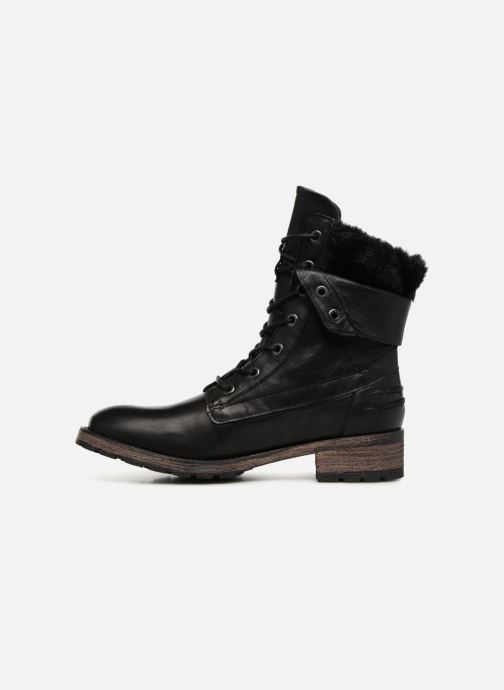 Boots en enkellaarsjes Pataugas Deday/N Zwart voorkant