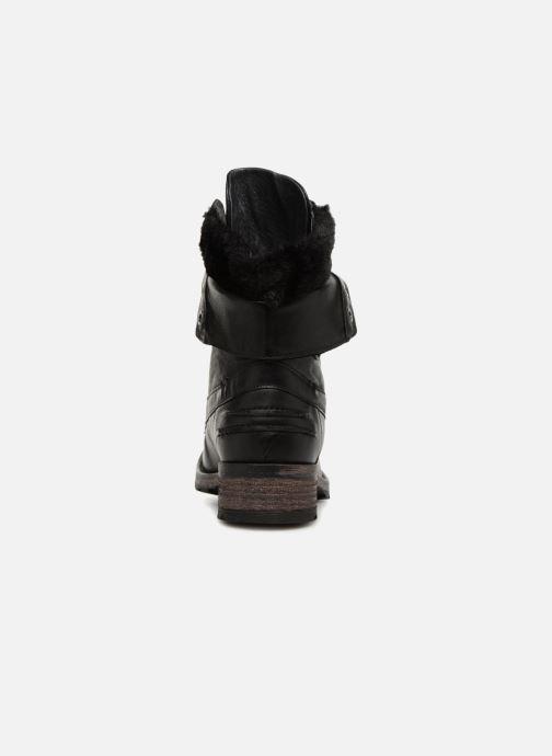 Boots en enkellaarsjes Pataugas Deday/N Zwart rechts