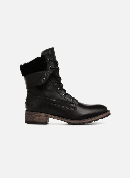 Boots en enkellaarsjes Pataugas Deday/N Zwart achterkant