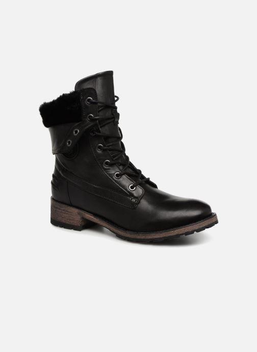 Boots en enkellaarsjes Pataugas Deday/N Zwart detail