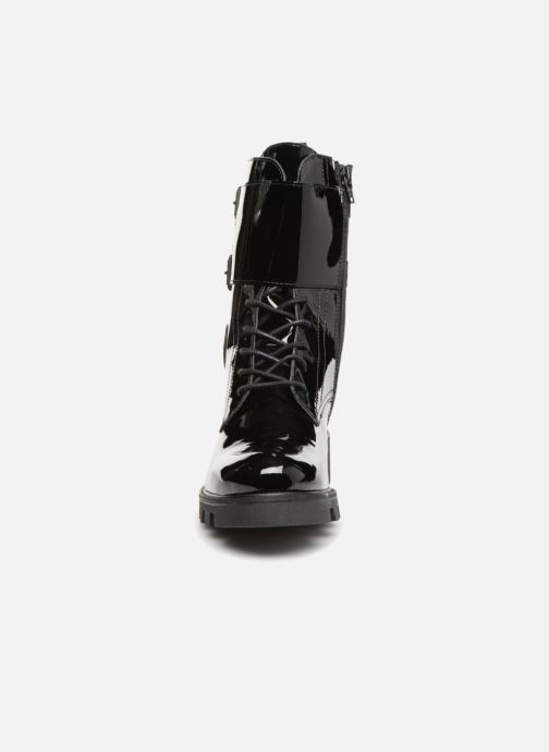 Pataugas Cin V (schwarz) & - Stiefeletten & (schwarz) Stiefel bei Más cómodo b574f7