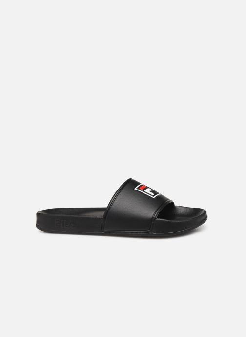 Sandals FILA Palm Beach Slipper Black back view