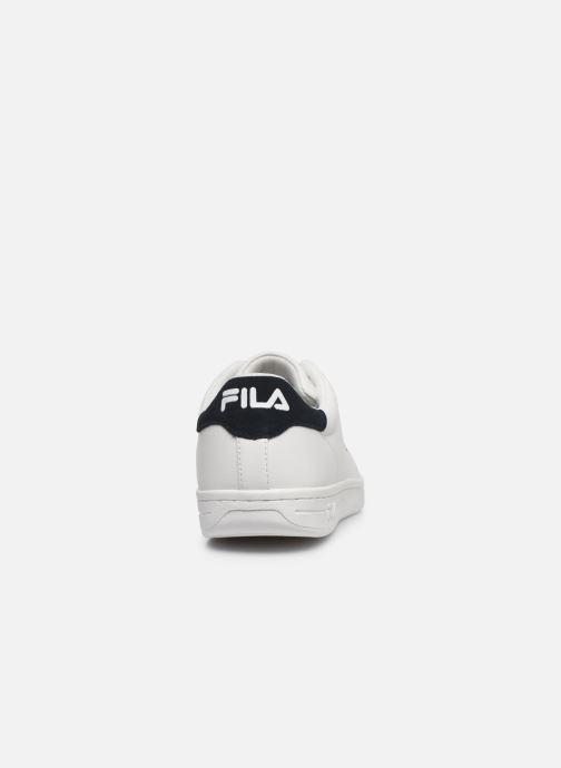 Baskets FILA Crosscourt 2 F low Blanc vue droite