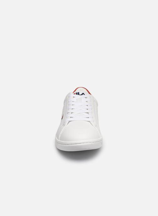 Sneakers FILA Crosscourt 2 F low Bianco modello indossato