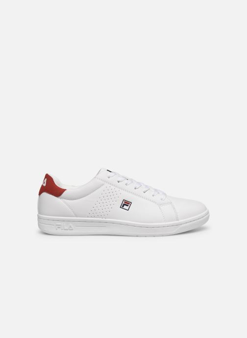 Baskets FILA Crosscourt 2 F low Blanc vue derrière