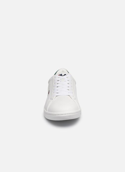 Trainers FILA Crosscourt 2 F low White model view