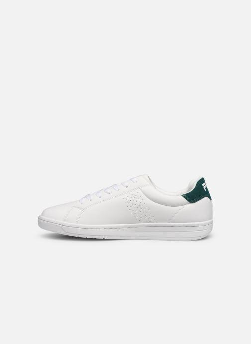 Sneakers FILA Crosscourt 2 F low Bianco immagine frontale