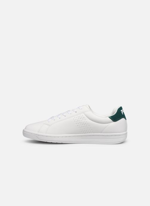 Baskets FILA Crosscourt 2 F low Blanc vue face