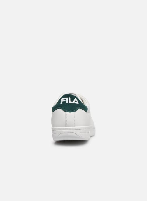 Trainers FILA Crosscourt 2 F low White view from the right