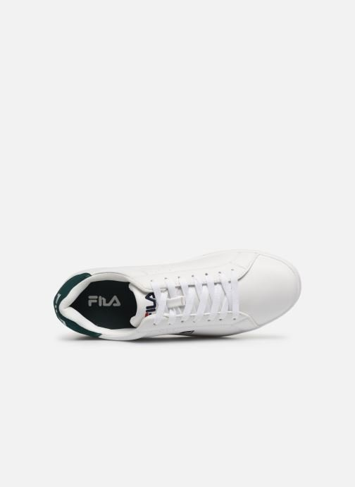 Trainers FILA Crosscourt 2 F low White view from the left