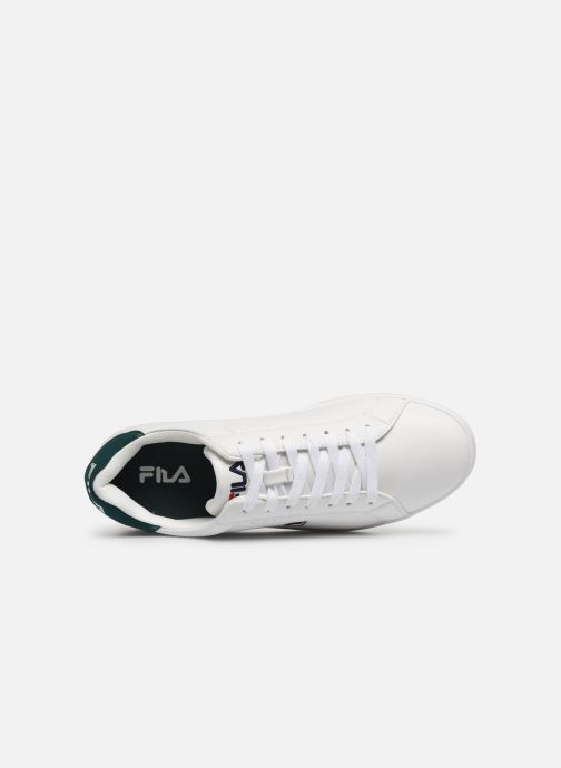 Baskets FILA Crosscourt 2 F low Blanc vue gauche