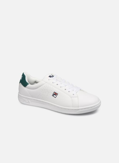 Trainers FILA Crosscourt 2 F low White detailed view/ Pair view