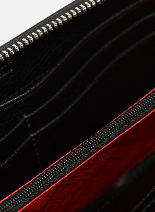 Zip Studs Portefeuille Around 0000 Moschino Belt Black Love b6gfy7Y