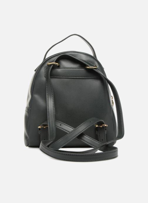 Rucksäcke Love Moschino Mini Super Quillted Backpack grün ansicht von vorne
