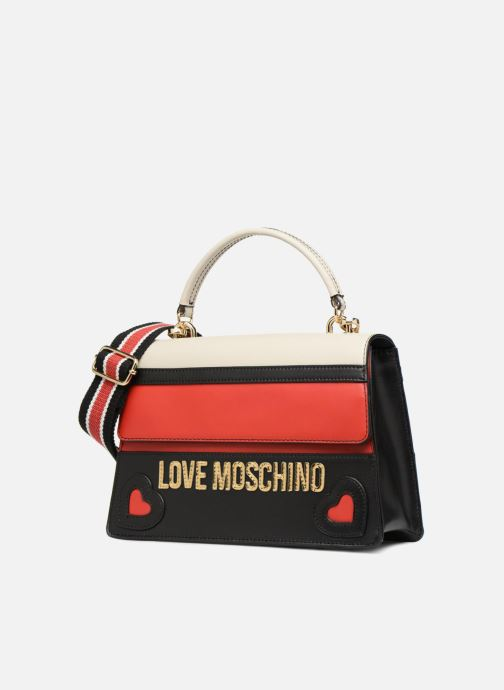 Handtassen Love Moschino Colorful Leather Bag Multicolor model