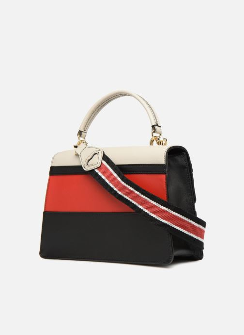 Handtassen Love Moschino Colorful Leather Bag Multicolor rechts