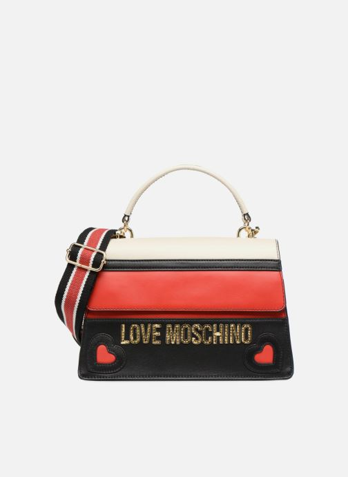 Handtassen Love Moschino Colorful Leather Bag Multicolor detail