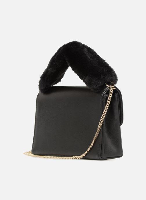 Handtassen Love Moschino Evening Bag Chaine Zwart rechts