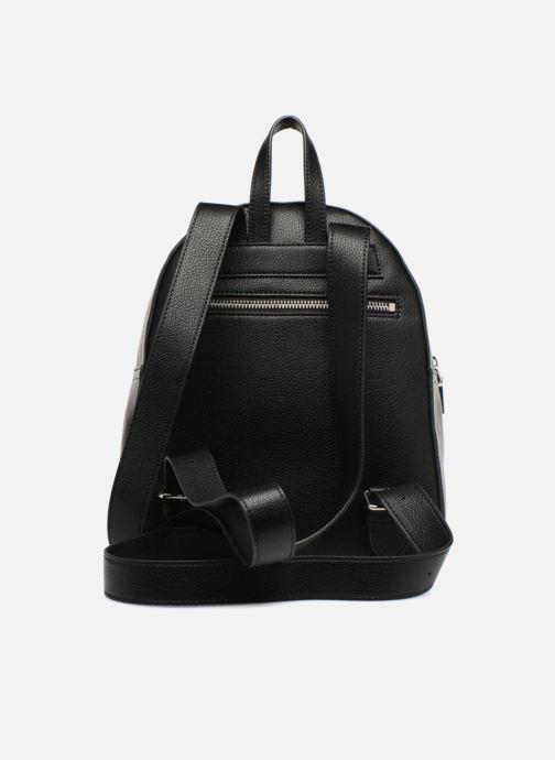 Rucksäcke Love Moschino Belt Studs Backpack schwarz ansicht von vorne