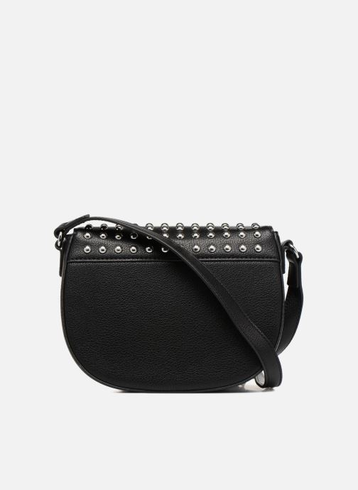 Handtassen Love Moschino Belt Studs Crossbody Zwart voorkant