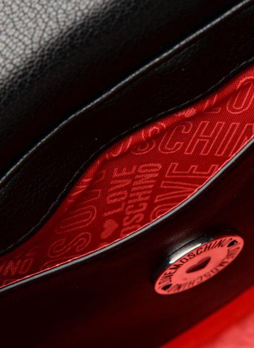 Handtassen Love Moschino Belt Studs Crossbody Zwart achterkant