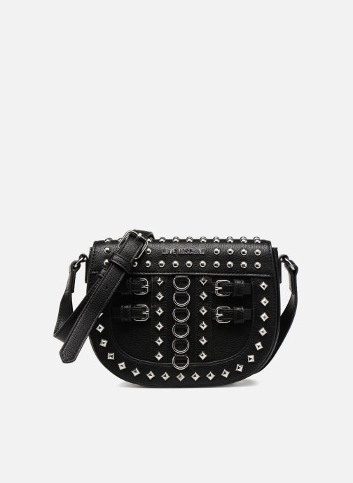 Handtassen Love Moschino Belt Studs Crossbody Zwart detail