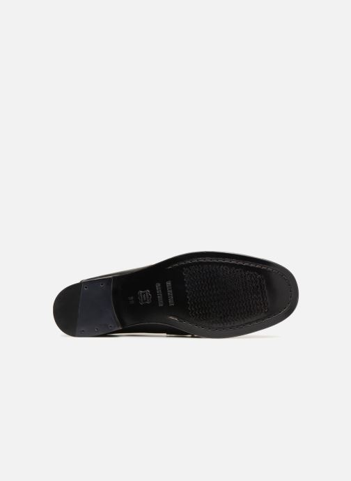 Loafers Valentine Gauthier Fender Mule Black view from above