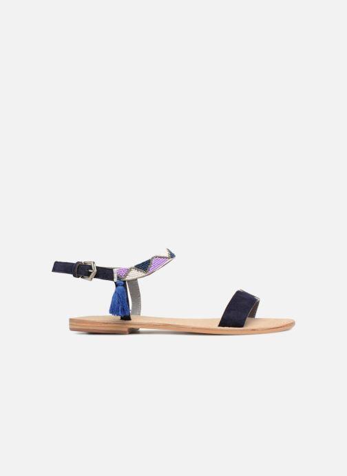 Sandali e scarpe aperte Initiale Paris NEWTON Azzurro immagine posteriore
