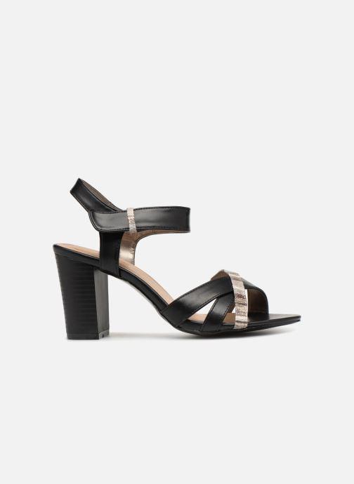 initiale paris scarlet noir sandales et nu pieds chez sarenza 336751. Black Bedroom Furniture Sets. Home Design Ideas