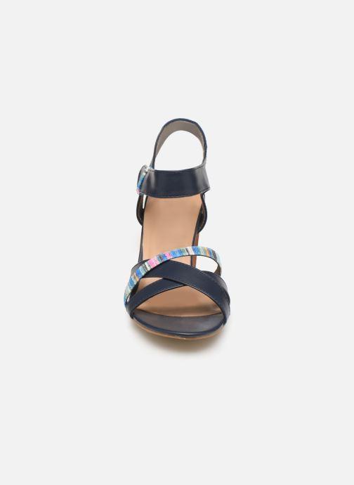 Sandaler Initiale Paris SCARLET Sort se skoene på