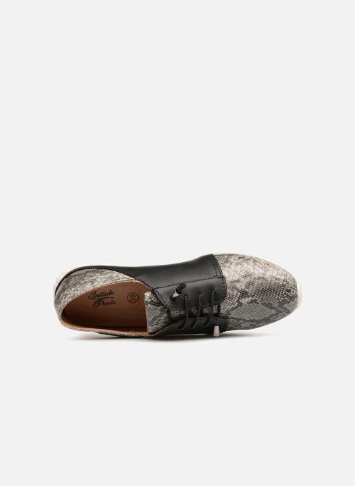 initiale paris shelcy noir baskets chez sarenza 336753. Black Bedroom Furniture Sets. Home Design Ideas