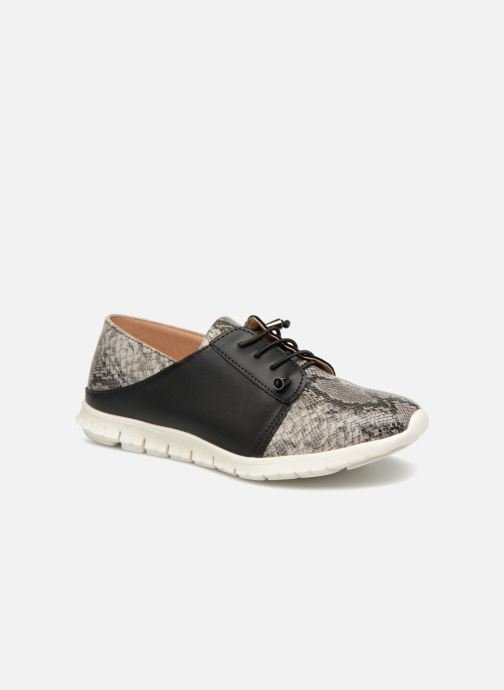 Trainers Initiale Paris SHELCY Black detailed view/ Pair view