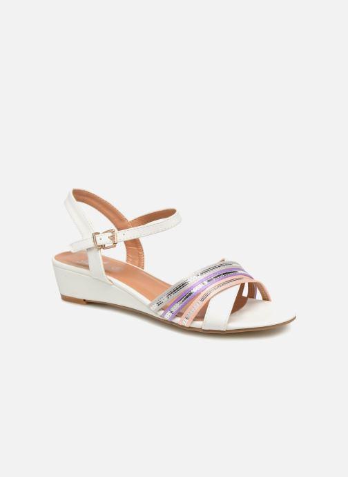 Sandalen Initiale Paris TILIZ weiß detaillierte ansicht/modell