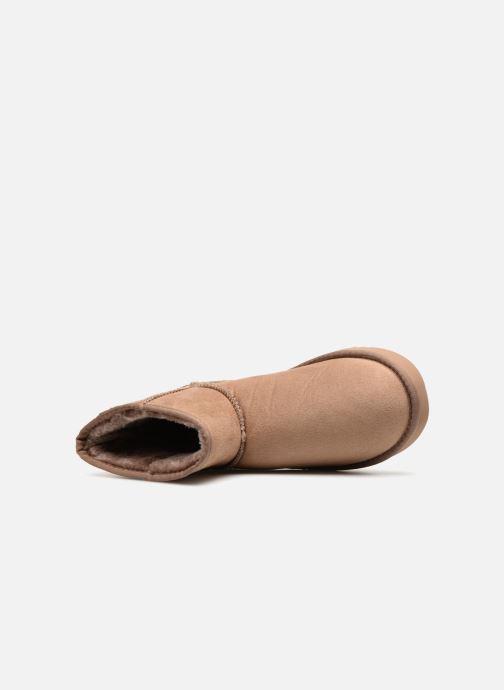 Stiefeletten & Boots Esprit UMA BOOTIE 2 braun ansicht von links
