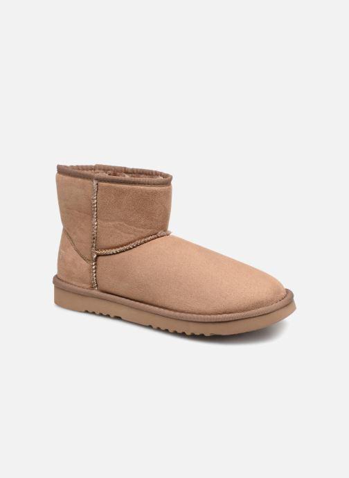 Bottines et boots Esprit UMA BOOTIE 2 Marron vue détail/paire