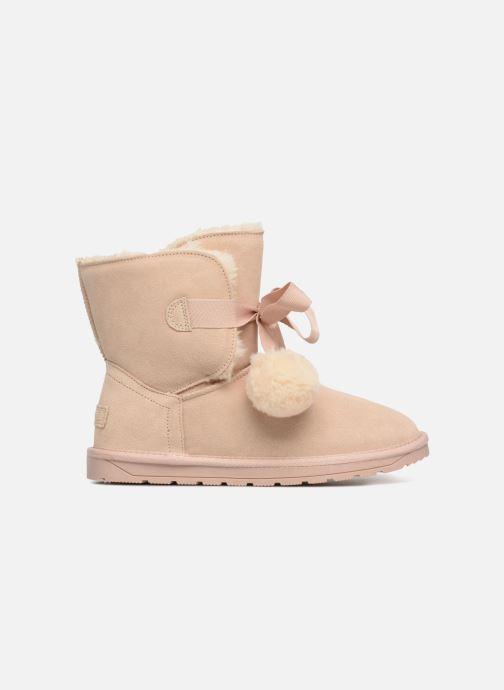 Stiefeletten & Boots Esprit LUNA TOGGLE beige ansicht von hinten