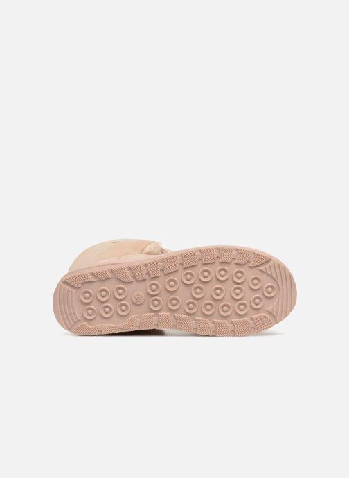 Stiefeletten & Boots Esprit LUNA TOGGLE beige ansicht von oben