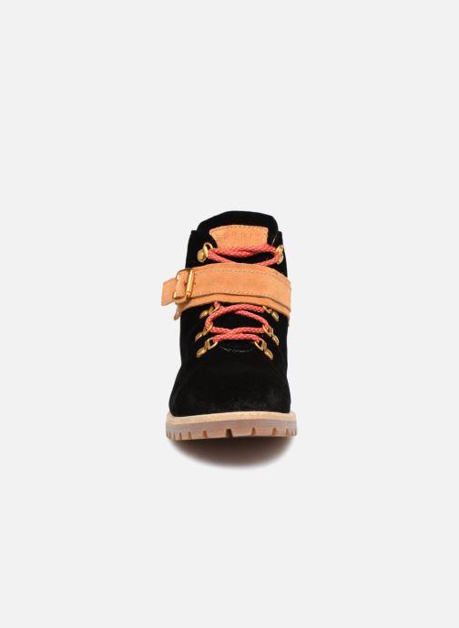 Bottines et boots Esprit LANDY VELHIKE Noir vue portées chaussures