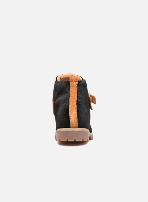 Bottines et boots Esprit LANDY VELHIKE Noir vue droite