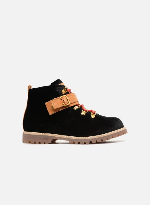 Bottines et boots Esprit LANDY VELHIKE Noir vue derrière